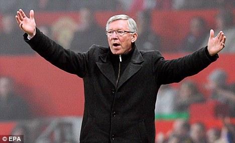 Carrick praises best ever boss Ferguson