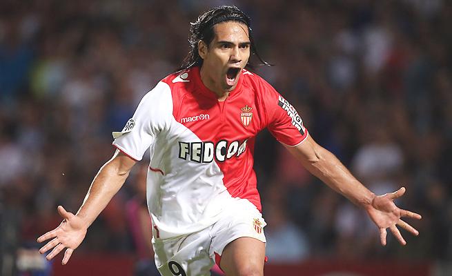 Falcao signs for Monaco