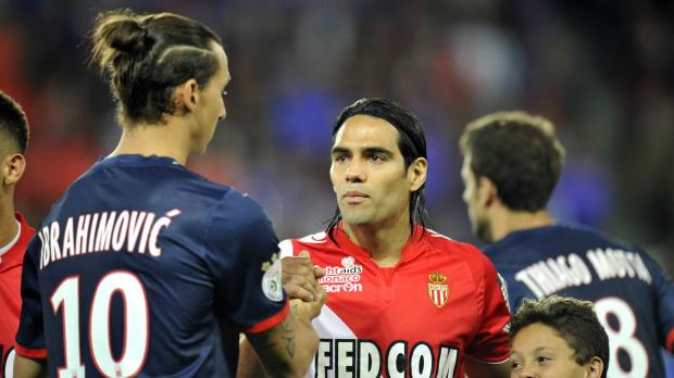 Germain: Falcao over Ibrahimovic