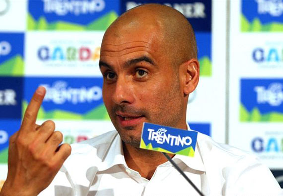 """Guardiola: Robben is a """"gift"""""""