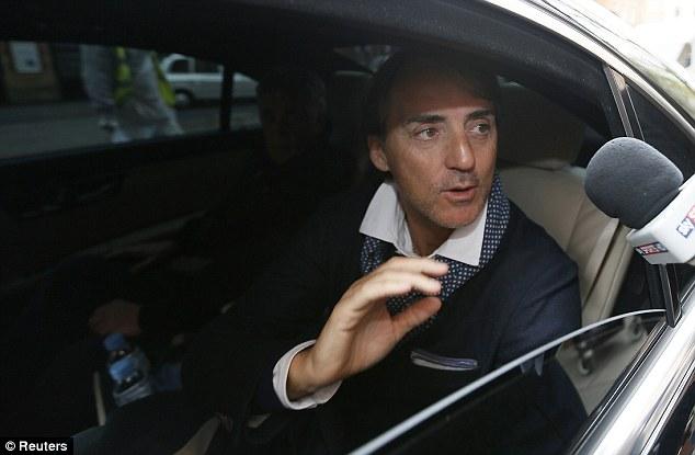 Former City boss Mancini blasts Soriano