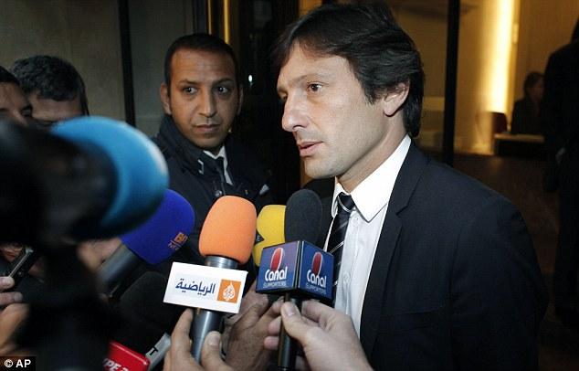 BREAKING: Leonardo quits PSG