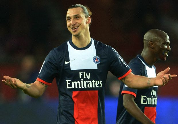 Ibrahimovic will complement Cavani, says Blanc