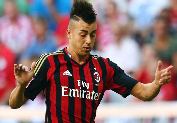 I never considered leaving Milan, says El Shaarawy