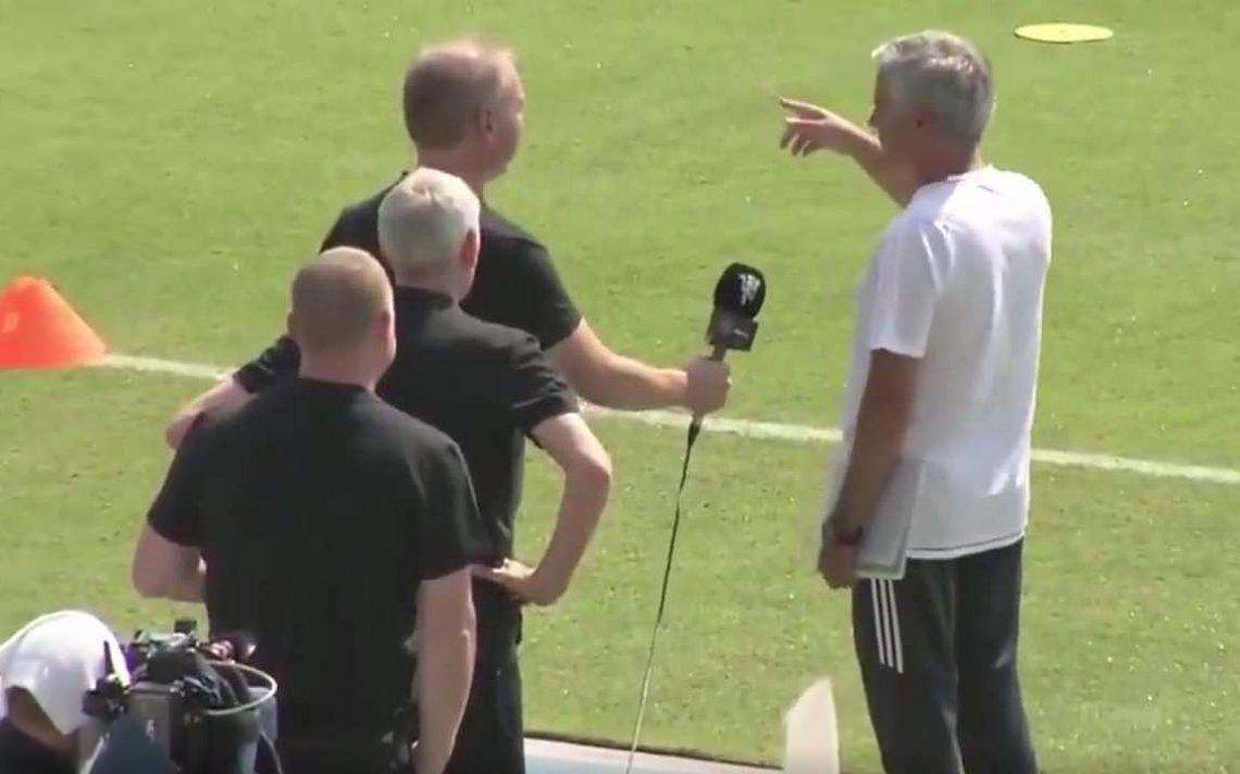 Mourinho reveals rotation plans