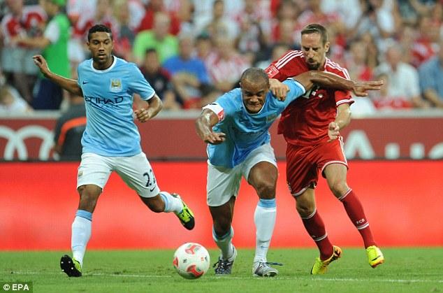 Kompany: United favourites to win title