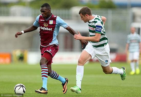 I can handle the pressure, says Benteke