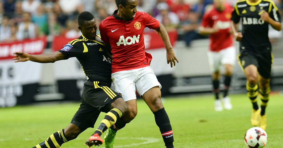 United held by AIK in Sweden