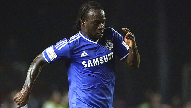 Mourinho praises ''terrific'' Moses