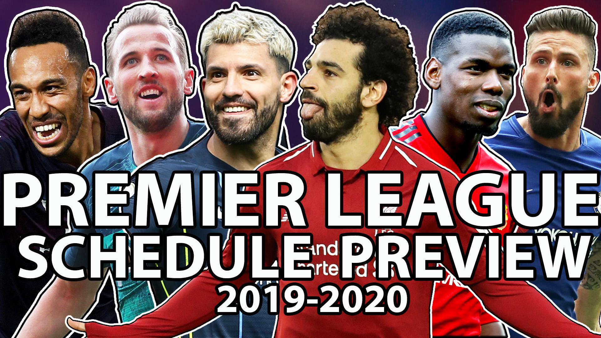 2019/20 Premier League Season Preview & Predictions