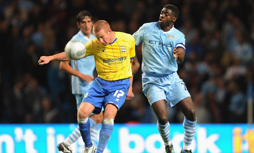 Touré thankful to Wenger after ban