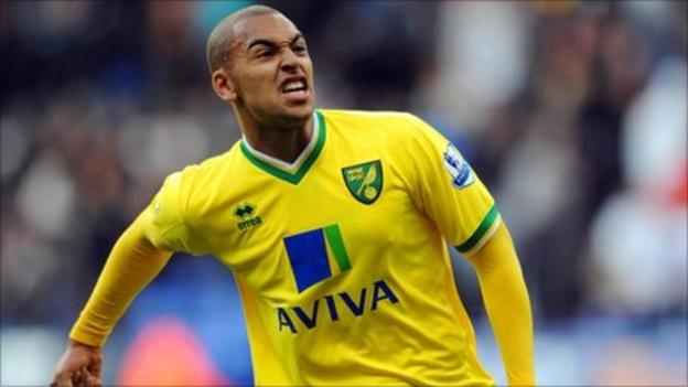 Vaughan out for months in Norwich