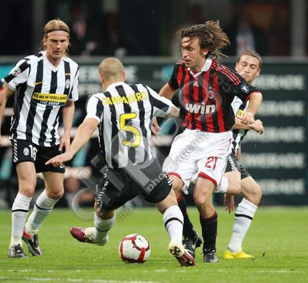 Fabio Cannavaro praises Juventus' Andrea Pirlo