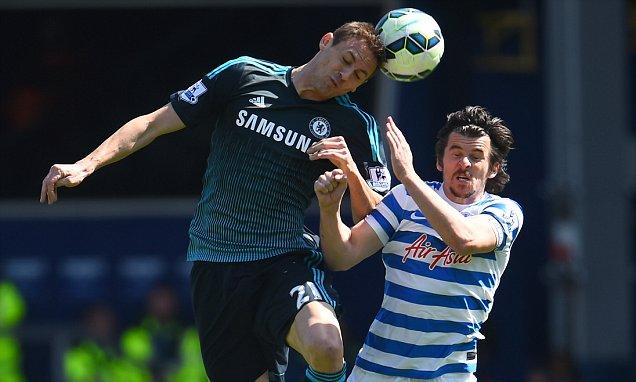 Nine-men Chelsea no match for QPR (0-1)