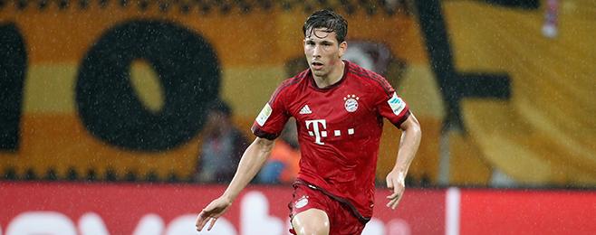 Bayern Munich: Danijel Pranjic confirms exit in Summer
