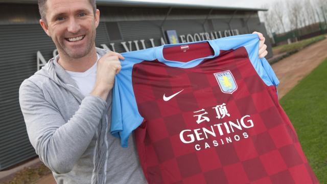 OFFICIAL: Keane completes Aston Villa move