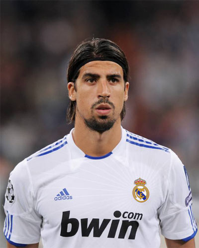 Khedira absent for up to four weeks with injury