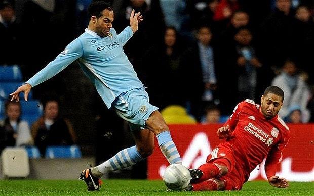Mancini angered at Johnson tackle