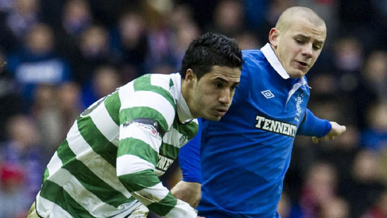 Old Firm: SPL Champions hammer Rangers (3-0)