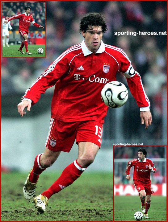 Ballack – Bayern Munich favourites to win Champions League