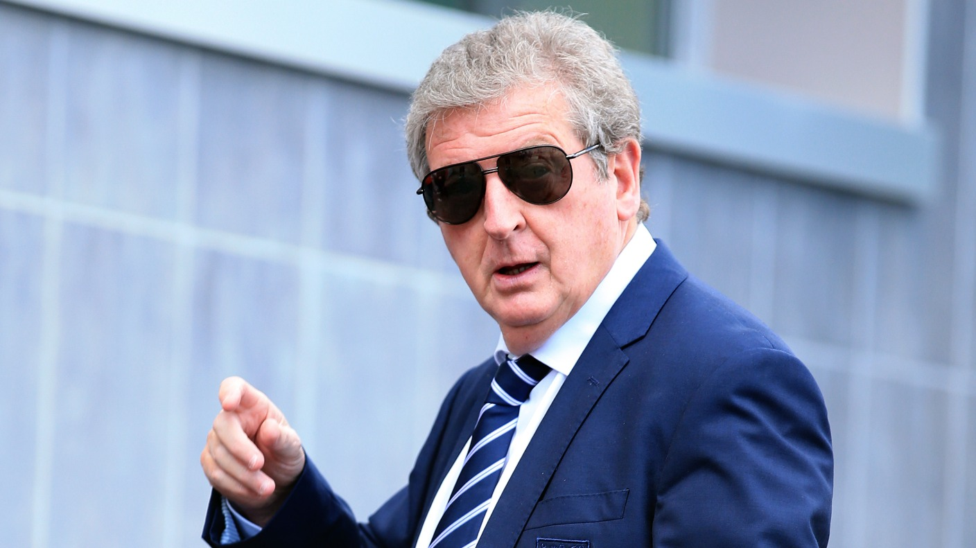 "Hodgson ""very proud"" to be new England boss"