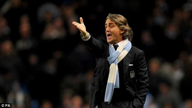 Mancini and the title run-in - It's not finished