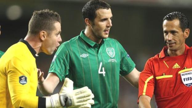 Trapattoni names Ireland pre-Euro 2012 squad