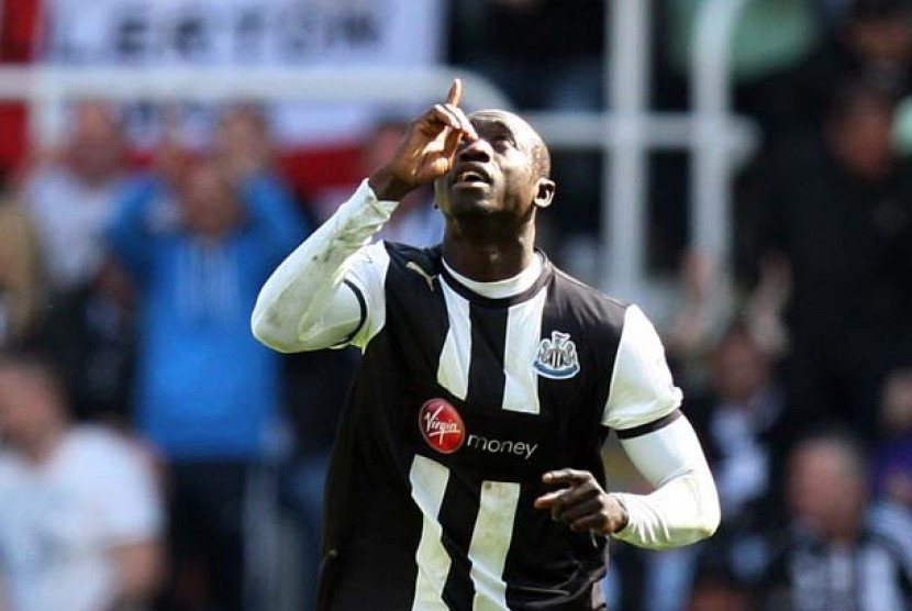 Papiss Cisse referenced by Real Madrid