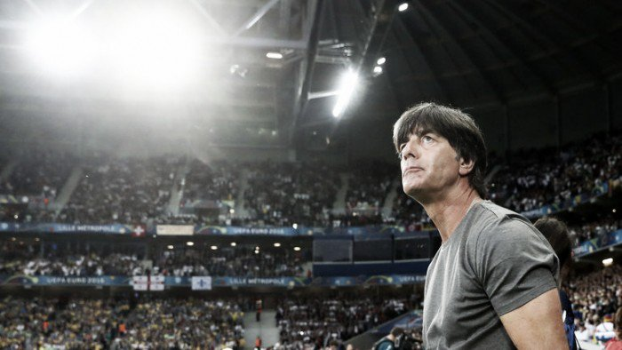 Joachim Low: Spain remain the favourites to win Euros