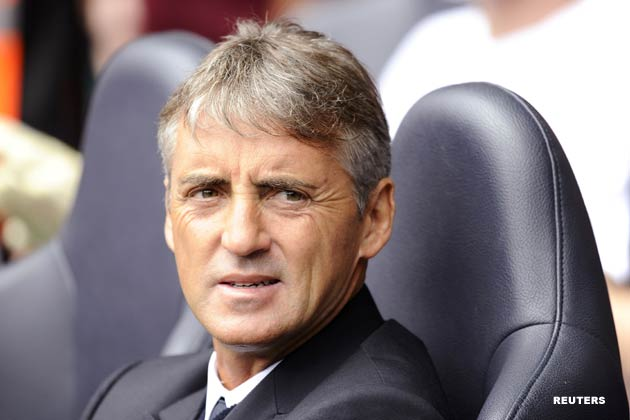 Mancini to be offered £15 million for new three-year deal