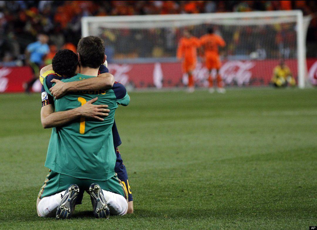 Casillas - Puyol is massive blow