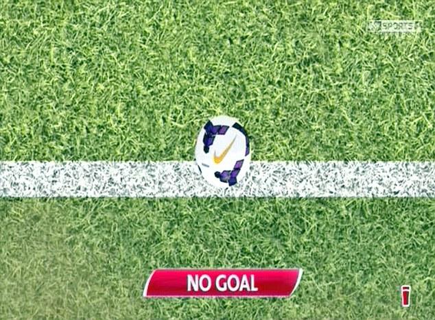 Scudamore: No goal-line technology next season