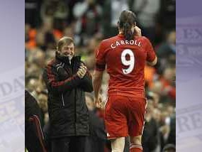 Carroll thanks Dalglish for support