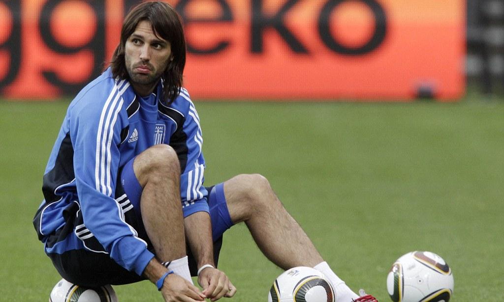 Greece provisional Euro 2012 squad named