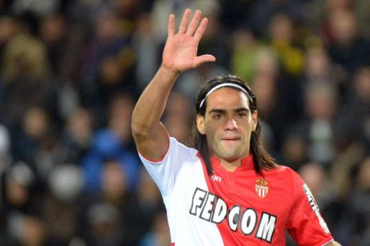 Juventus 'mad' about Falcao