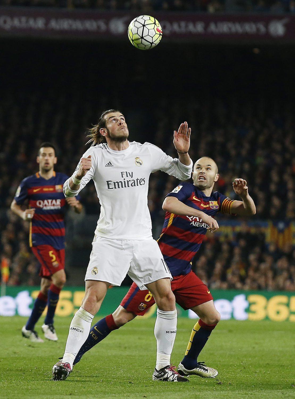 Barça e Gareth Bale com acordo