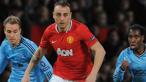 Berbatov to leave United and England in the summer