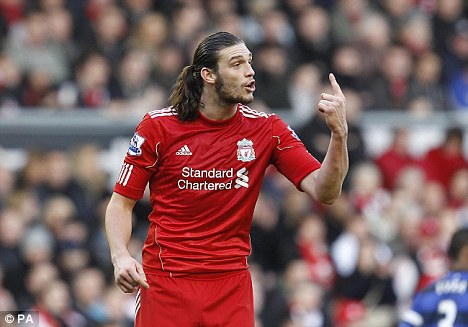 Carroll staying at Liverpool