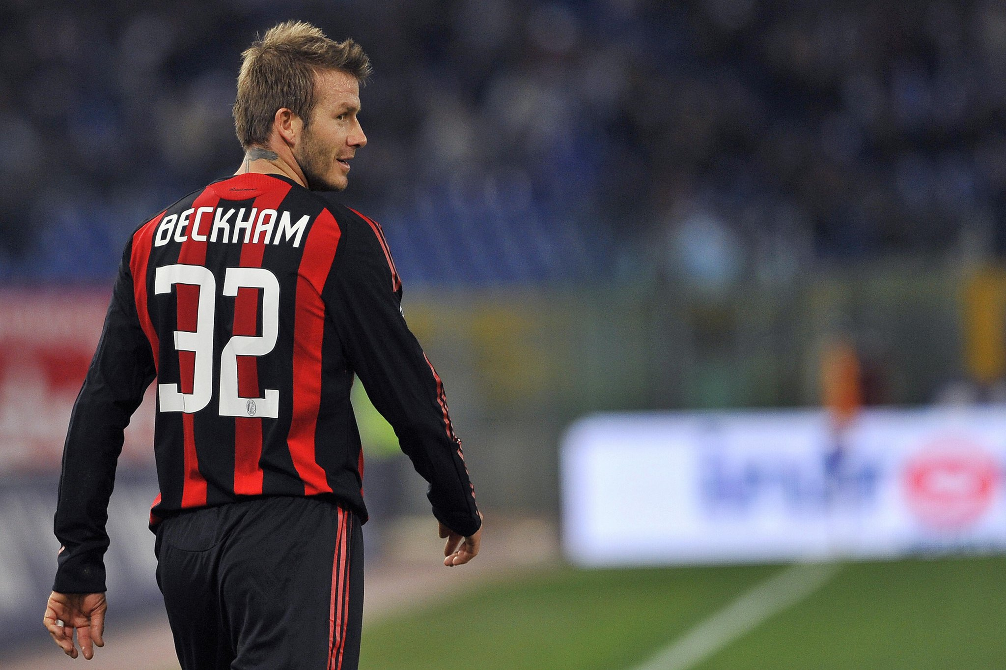 Milan deny Beckham rumours