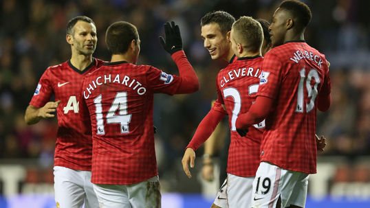 There is more to United than RVP