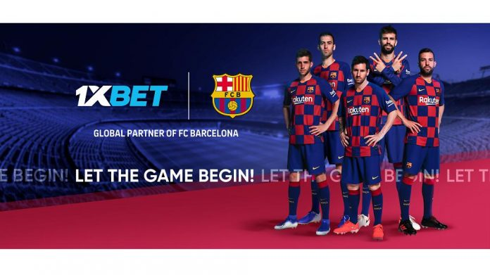 Barcelona, Liverpool Raise The Stakes With 1xbet Partnership