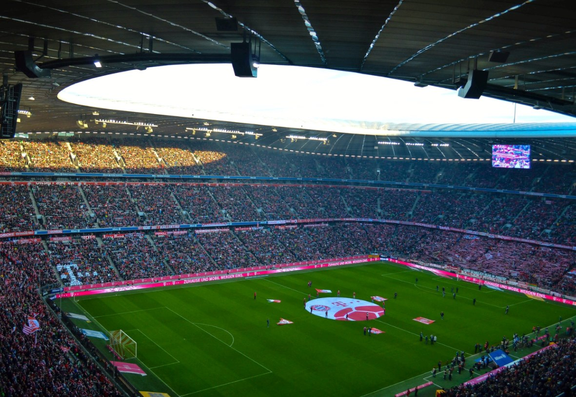 Fans at the Allianz Arena are awaiting news on their team's new manager