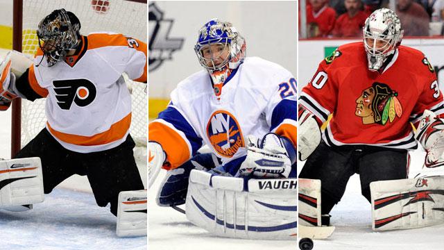 Top 3 Best NHL Goalies in 2021