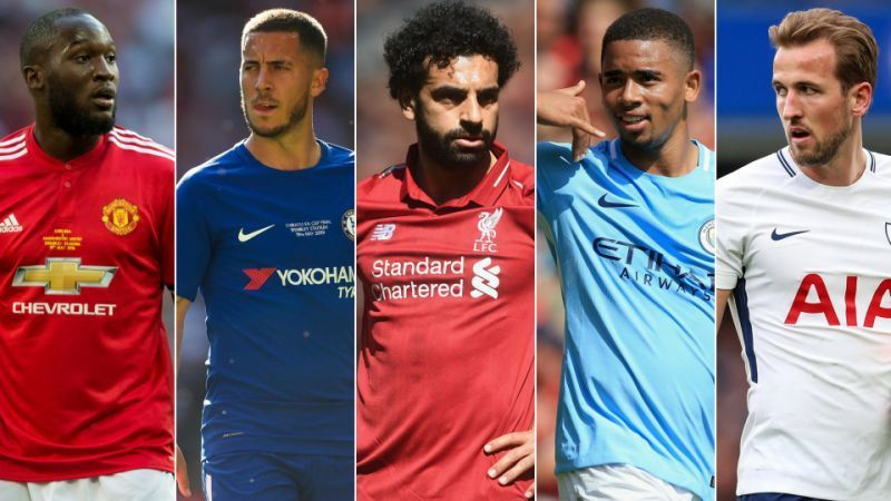 The Best Premier League Players Of The Season So Far