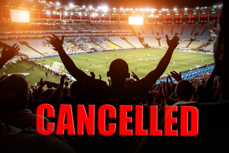 Sports Betting Cancellations due to the Coronavirus Outbreak