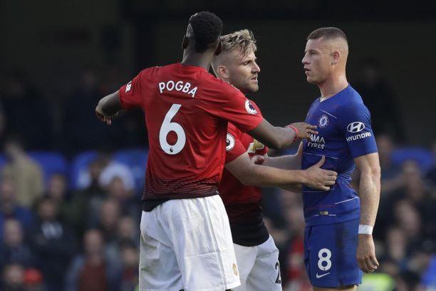 Chelsea Man Utd 2-2
