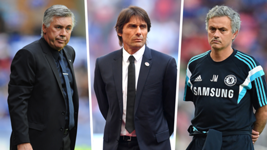 Four Previous Sacked Managers of Chelsea