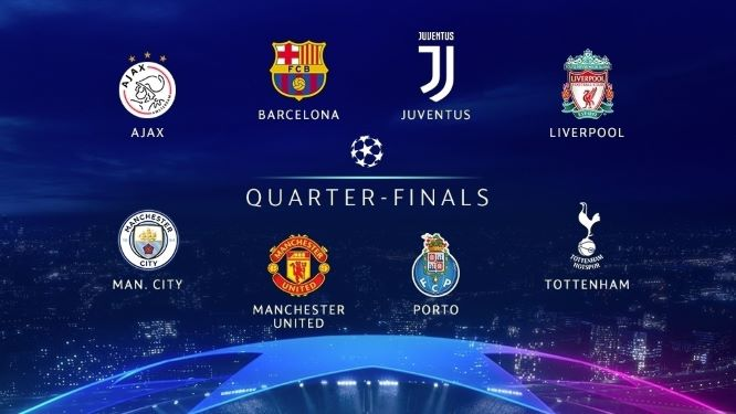 UEFA Champions League 2018-19 Quarter Finals Review