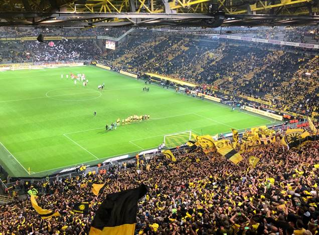 Die Gelbe Wand: A must-see for every football fan