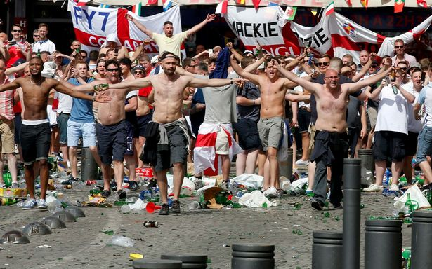 English fans travelling for the World Cup safe from the Russian hooligans says British MPs